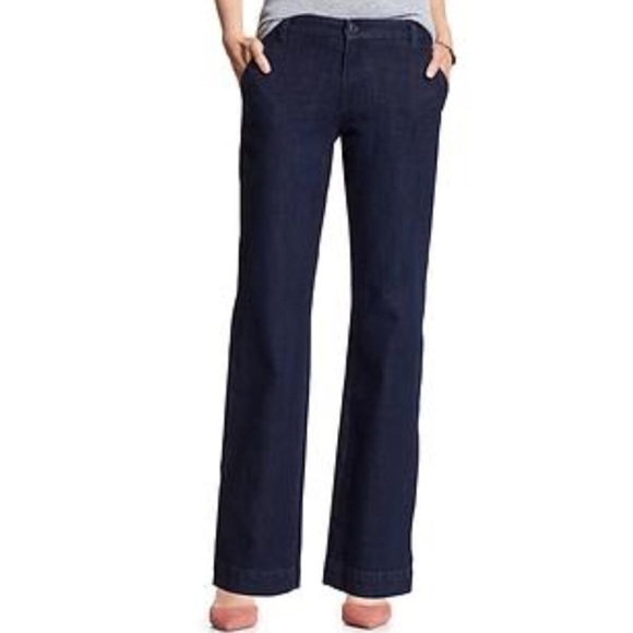 Banana Republic Denim - banana republic trouser jeans